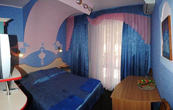 Отдых в Алуште гостиница Южный берег   Алушта